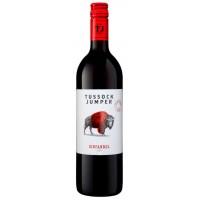 Вино США  Tussock Jumper Zinfandel / Тассэк Джампер Зинфандель, Кр, Сух, 0.75 л [3760204540203]
